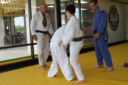 Indianapolis Jiu Jitsu Seminar with Rey Diogo