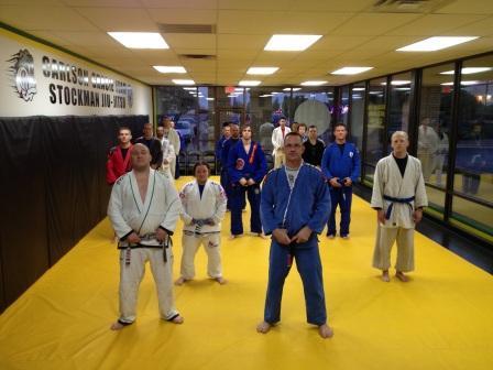 Indianapolis Jiu Jitsu Seminar
