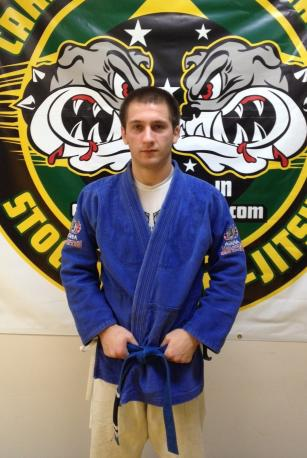 Indianapolis Jiu Jitsu Assistant Instructor