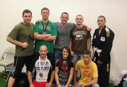 Carlson Gracie Team EGO