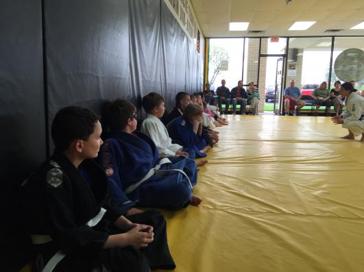 Indianapolis Kids Jiu Jitsu