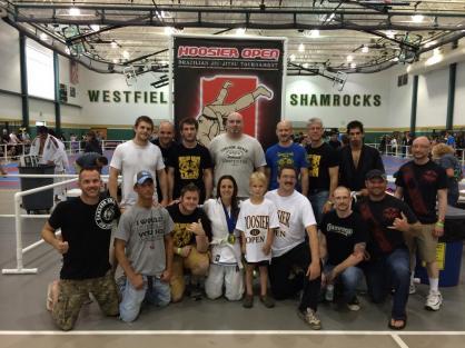 Carlson Gracie Team Indianapolis, Stockman Jiu Jitsu