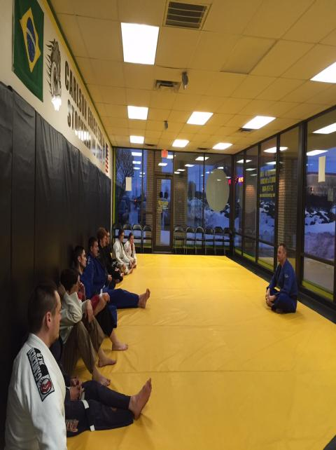 Greenwood Jiu Jitsu Classes for Kids