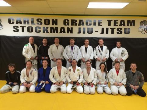 Indianapolis Jiu Jitsu Seminar, Luis Heredia, Gracie Jiu Jitsu, Carlson Gracie Team