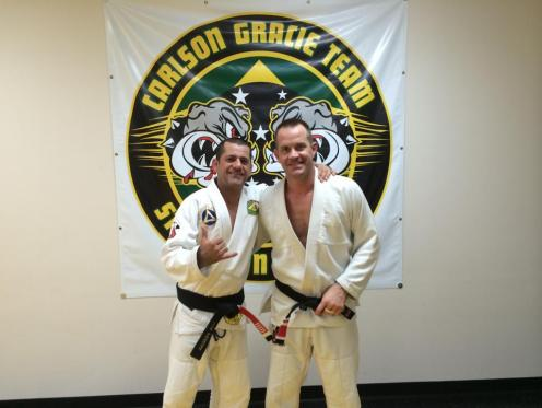 Luis Heredia, Alan Stockman, Carlson Gracie Team Indianapolis