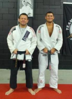 Luiz Filho and Kroyler Gracie Leao