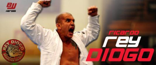 Rey Diogo Jiu Jitsu in Indianapolis