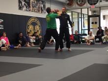 Luiz Filho, Alan Stockman, BJJ, Jiu Jitsu, Seminar, Indianapolis, Greenwood