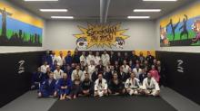 Stockman Jiu Jitsu Carlson Gracie Junior seminar